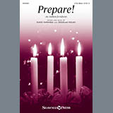 Download Diane Hannibal & Douglas Nolan 'Prepare! (An Anthem For Advent)' printable sheet music notes, Advent chords, tabs PDF and learn this 2-Part Choir song in minutes