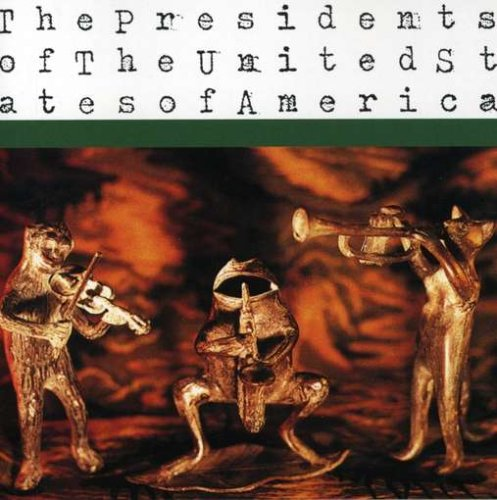 Presidents Of The United States Of America, Lump, Bass Guitar Tab