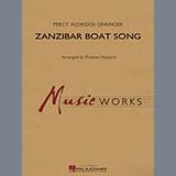 Download Preston Hazzard Zanzibar Boat Song - Trombone 3 sheet music and printable PDF music notes