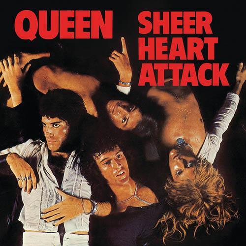 Queen, Killer Queen, Piano, Vocal & Guitar (Right-Hand Melody)