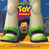 Download Randy Newman 'I Will Go Sailing No More (from Toy Story)' printable sheet music notes, Film and TV chords, tabs PDF and learn this Piano song in minutes