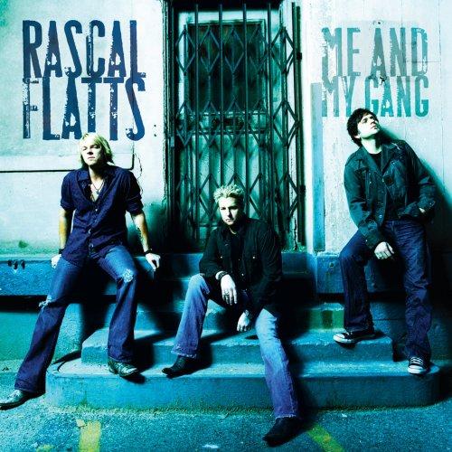 Rascal Flatts, Backwards, Piano (Big Notes)