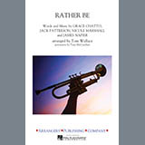 Download Tom Wallace 'Rather Be - Trombone 1' printable sheet music notes, A Cappella chords, tabs PDF and learn this Marching Band song in minutes
