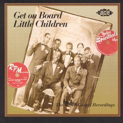 Get On Board, Little Children sheet music