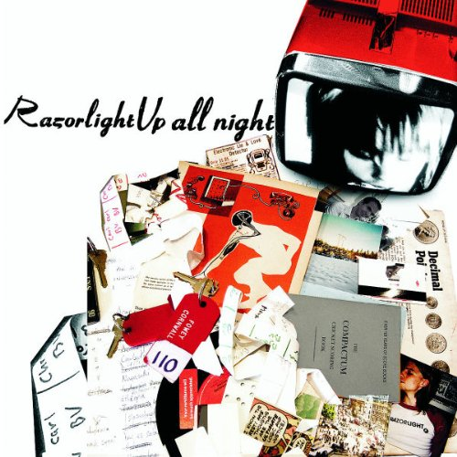Razorlight, In The City, Guitar Tab