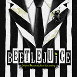 Download Eddie Perfect Ready, Set, Not Yet (from Beetlejuice The Musical) sheet music and printable PDF music notes