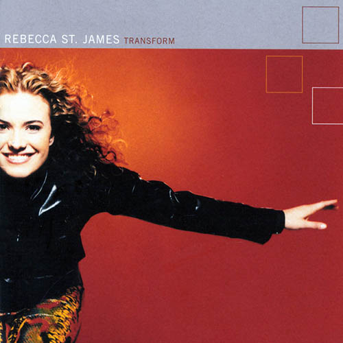 Rebecca St. James, Stand, Piano, Vocal & Guitar (Right-Hand Melody)