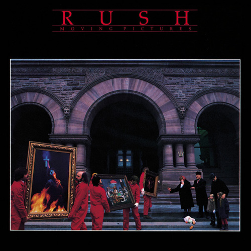 Rush, Red Barchetta, Guitar Tab