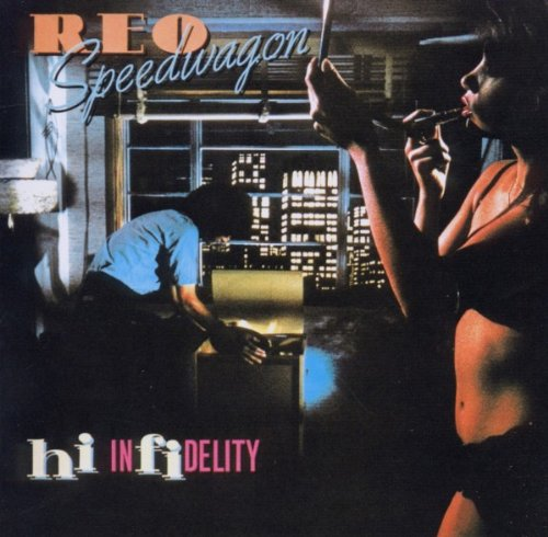REO Speedwagon, Keep On Loving You, Piano, Vocal & Guitar (Right-Hand Melody)