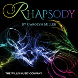 Download Carolyn Miller 'Rhapsody In D Minor' printable sheet music notes, Instructional chords, tabs PDF and learn this Educational Piano song in minutes