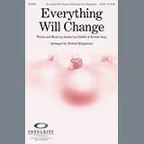Download Richard Kingsmore Everything Will Change sheet music and printable PDF music notes