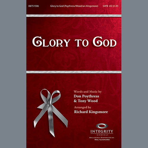 Glory To God - Keyboard String Reduction sheet music