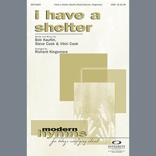 I Have A Shelter - Bass Clarinet (sub. dbl bass) sheet music