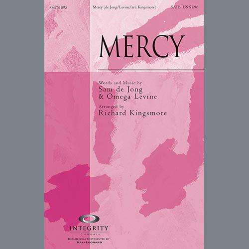 Mercy - Tenor Sax (sub. Tbn 2) sheet music