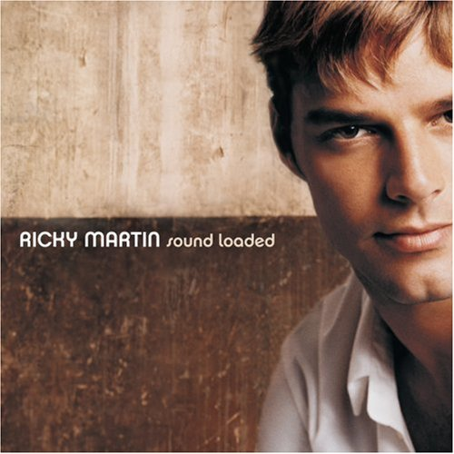 Ricky Martin with Christina Aguilera, Solo Quiero Amarte (Nobody Wants To Be Lonely), Piano, Vocal & Guitar (Right-Hand Melody)