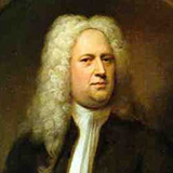 Download George Frideric Handel Rigaudon sheet music and printable PDF music notes