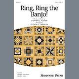 Download Stephen C. Foster 'Ring, Ring The Banjo! (arr. Glenda E. Franklin)' printable sheet music notes, Concert chords, tabs PDF and learn this 3-Part Mixed Choir song in minutes