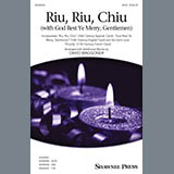 Download Traditional Carol 'Riu, Riu, Chiu (with God Rest Ye Merry, Gentlemen) (arr. David Waggoner)' printable sheet music notes, Christmas chords, tabs PDF and learn this TTBB Choir song in minutes