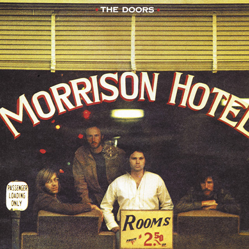 The Doors, Roadhouse Blues, Guitar Tab