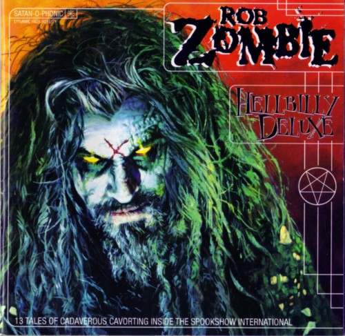Download Rob Zombie Living Dead Girl sheet music and printable PDF music notes