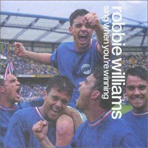 Robbie Williams, Better Man, Piano, Vocal & Guitar