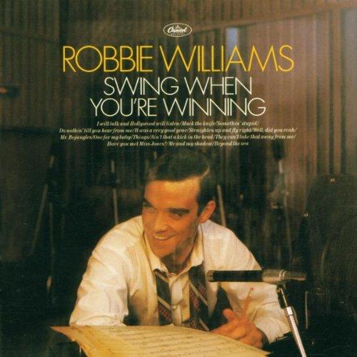 Robbie Williams, Somethin' Stupid, Piano, Vocal & Guitar