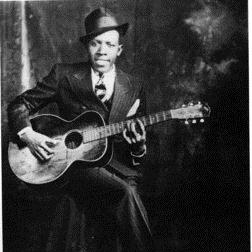 Download Robert Johnson 'Dead Shrimp Blues' printable sheet music notes, Blues chords, tabs PDF and learn this Piano, Vocal & Guitar (Right-Hand Melody) song in minutes