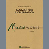 Download Robert Longfield Fanfare For A Celebration - F Horn sheet music and printable PDF music notes