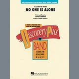 Download Robert Longfield No One Is Alone - Eb Baritone Saxophone sheet music and printable PDF music notes