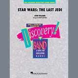 Download Robert Longfield Star Wars: The Last Jedi - Eb Alto Saxophone 1 sheet music and printable PDF music notes