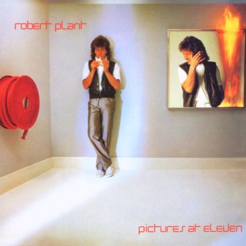 Robert Plant, Burning Down One Side, Piano, Vocal & Guitar (Right-Hand Melody)