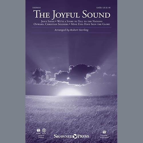 Robert Sterling, The Joyful Sound - Bb Clarinet 2, Choir Instrumental Pak