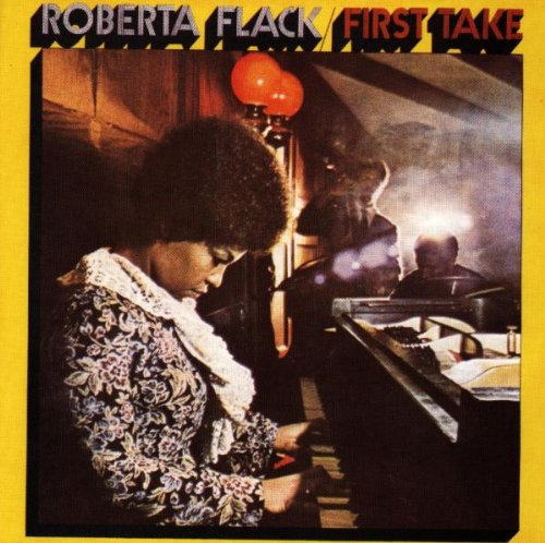Roberta Flack, The First Time Ever I Saw Your Face, Piano, Vocal & Guitar