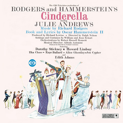 Rodgers & Hammerstein, Do I Love You Because You're Beautiful?, Real Book - Melody, Lyrics & Chords - C Instruments