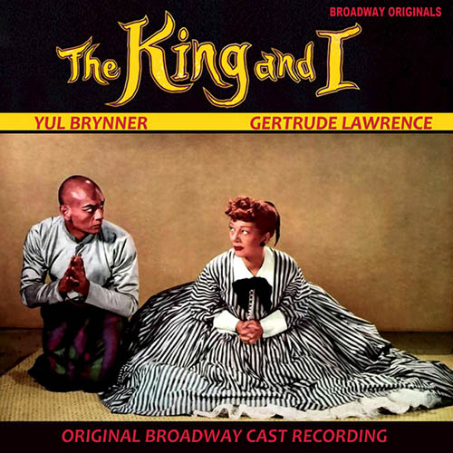 Rodgers & Hammerstein, I Whistle A Happy Tune, Piano, Vocal & Guitar (Right-Hand Melody)