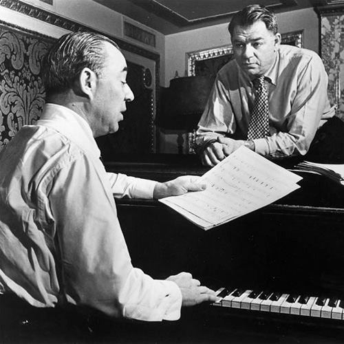 Rodgers & Hammerstein, The Gentleman Is A Dope, Piano, Vocal & Guitar (Right-Hand Melody)