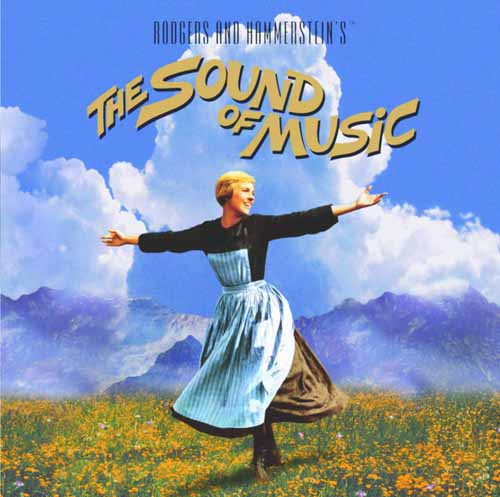 Rodgers & Hammerstein, The Lonely Goatherd (from The Sound of Music), Easy Piano