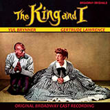 Download Rodgers & Hammerstein We Kiss In A Shadow sheet music and printable PDF music notes