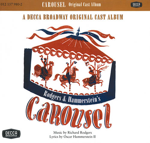 Rodgers & Hammerstein, What's The Use Of Wond'rin', Piano & Vocal