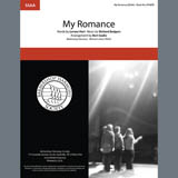 Download Rodgers & Hart My Romance (arr. Burt Szabo) sheet music and printable PDF music notes