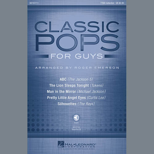 Classic Pops For Guys (Collection) sheet music