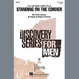 Download Roger Emerson Standing On The Corner sheet music and printable PDF music notes