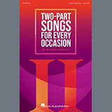 Download Roger Emerson Two-Part Songs For Every Occasion sheet music and printable PDF music notes