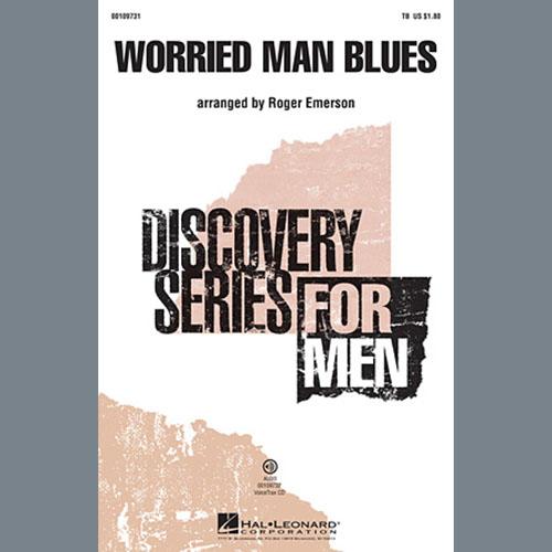 Roger Emerson, Worried Man Blues, TB