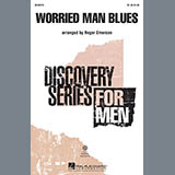 Download Roger Emerson Worried Man Blues sheet music and printable PDF music notes