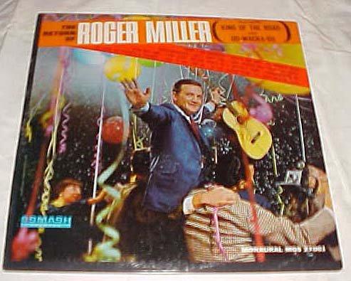 Roger Miller, King Of The Road, Guitar Tab