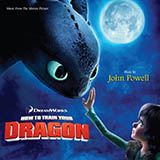 Download John Powell 'Romantic Flight (from How to Train Your Dragon)' printable sheet music notes, Children chords, tabs PDF and learn this Piano song in minutes