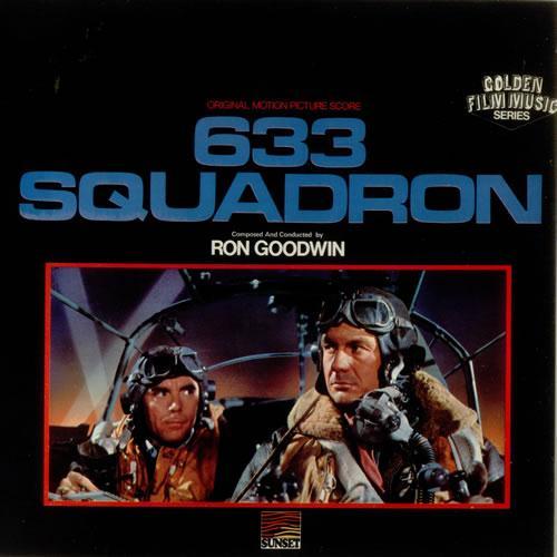 Ron Goodwin, 633 Squadron, Piano