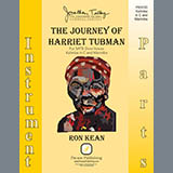 Download Ron Kean The Journey of Harriet Tubman (for SATB) - Marimba sheet music and printable PDF music notes