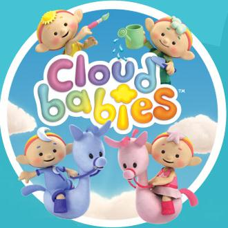 Rowland Lee, Cloudbabies Theme, Piano, Vocal & Guitar (Right-Hand Melody)
